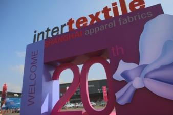 20 years Intertextile Shanghai