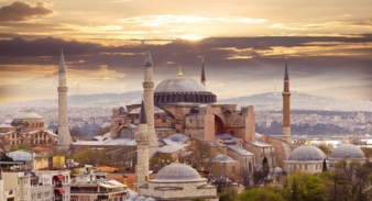Istanbul – Hagia Sophia Church Photo: fotolia
