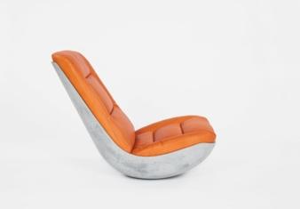 The Swing rocking chair from the Paulsberg Design Studio Photo: Paulsberg