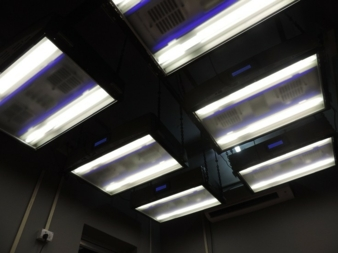 Malti Rugs installed an X-Rite Harmony Room with SpectraLight QC as a fit-and-finish area with controlled lighting for accurate color viewing. Phot...