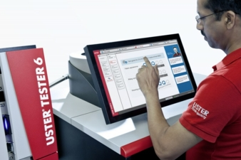 With the Uster Tester 6, spinners can create a tailored quality system