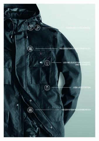 jacket Photo: Sympatex