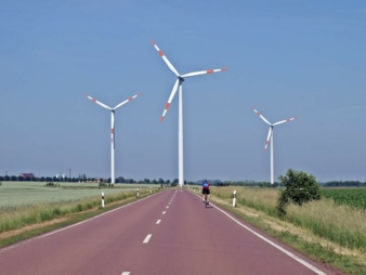 Chemiefasern spielen auch bei der Gewinnung von Windenergie eine tragende Rolle Photo: pixabay