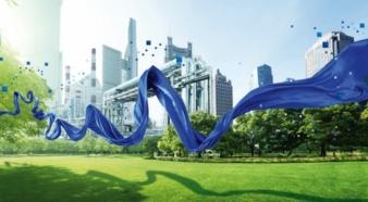The blue way by bluesign: Blue Economy – Blue Chemistry – Blue Competence Photo: bluesign