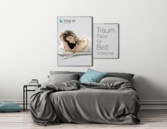 Tencel - Dream fibre for bed linen Photos: Lenzing