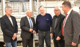 A friendly atmosphere dominated the recent visit from a delegation from mtex+ and vti to their Atok and clutex partners in the Czech Republic. The...