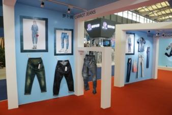 Beyond Denim at Intertextile Shanghai Apparel Fabrics introduces new exhibition concept (Photo: Beyond Denim, Autumn 2014, textile network)