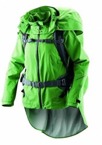 Maier Sports: Long-distance hiking jacket