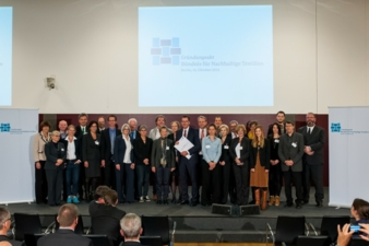 The Launch of the initiative Alliance for Sustainable Textiles Photo: BMZ