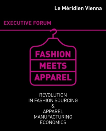Revolution in fashion sourcing and apparel manufacturing economics. Vienna on October 29, 2015 (Photo: Lectra)