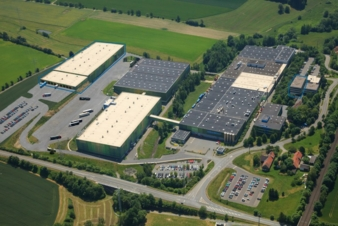With the expansion of the Schwarzenbach location, 2015 marked the start of a new chapter in Sandler's company history (Photo: Sandler)