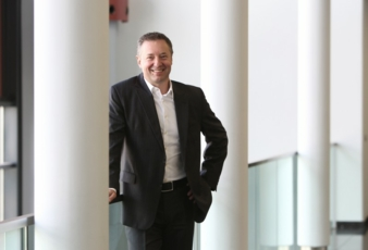 Dr. Andreas Seidl, CEO Human Solutions, invites to the fashion forum 2016 in Munich (7./8. June) Photo: Human Solutions