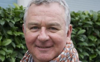 BCI CEO Alan McClay © BCI