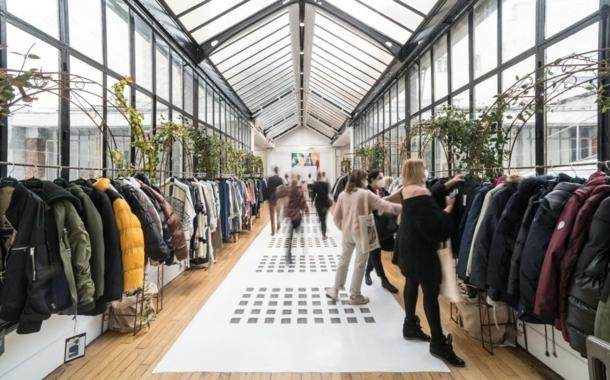 Texworld Evolution Paris – The Showroom