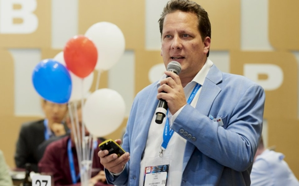 Fespa: Greeting to the industry from Neil Felton