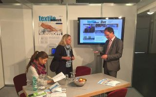 textile network Stand